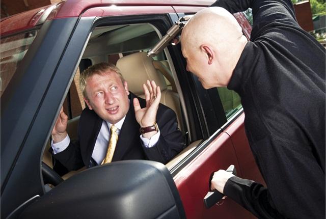 Carjacking prevention Tips