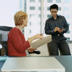 Effectively communicate with your boss