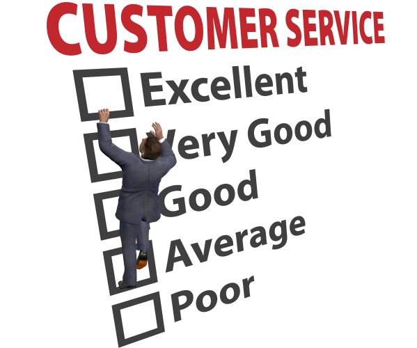 Customer service skills for security guards