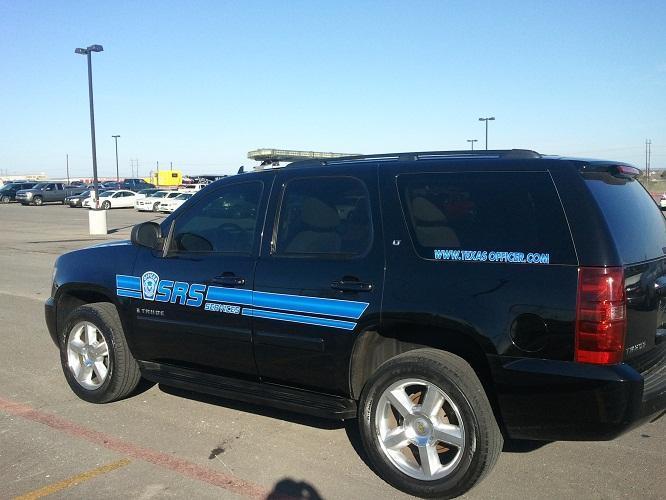 Vehicle patrol services in Austin