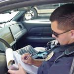 Vehicle patrol officer Austin